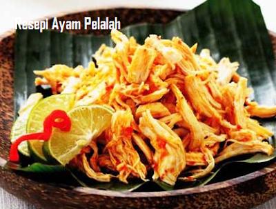 Resepi Ayam Pelalah Bali