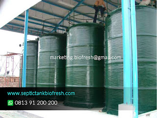 chemical tank fiberglass