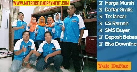 Bisnis Pulsa Murah  - Server Pulsa Termurah