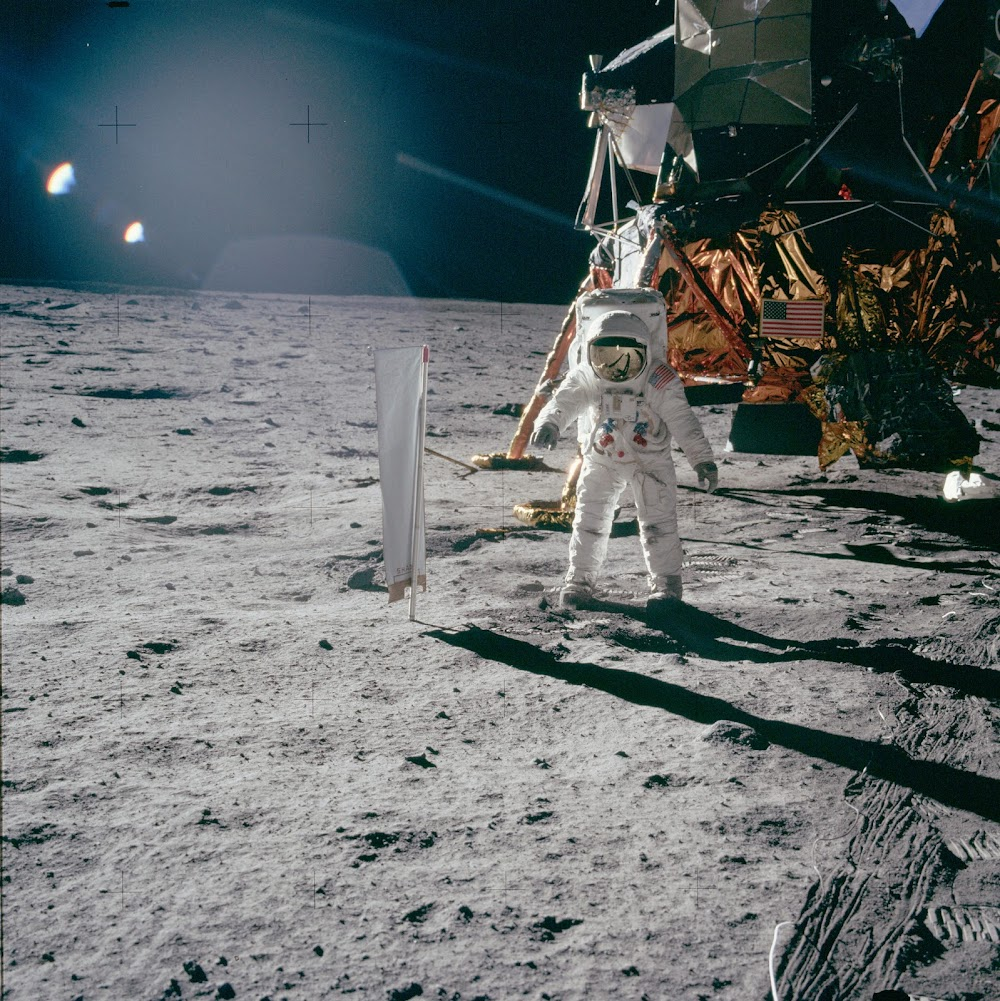 Das Project Apollo Archive | Hochauflösenden Fotos der Apollo Missionen der NASA