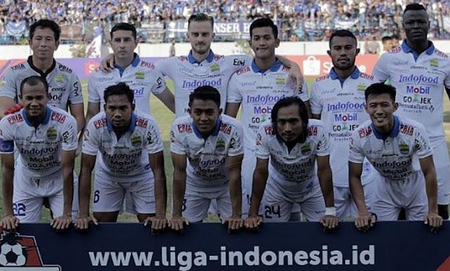 Tanpa Dua Pemain Inti, Persib Bandung Tetap Optimistis Menang Lawan Arema FC