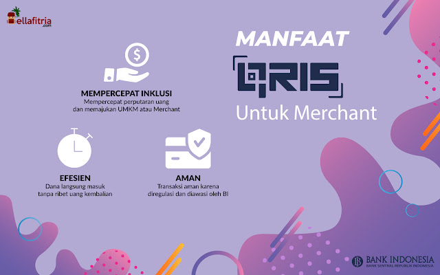 Manfaat QRIS untuk Merchant