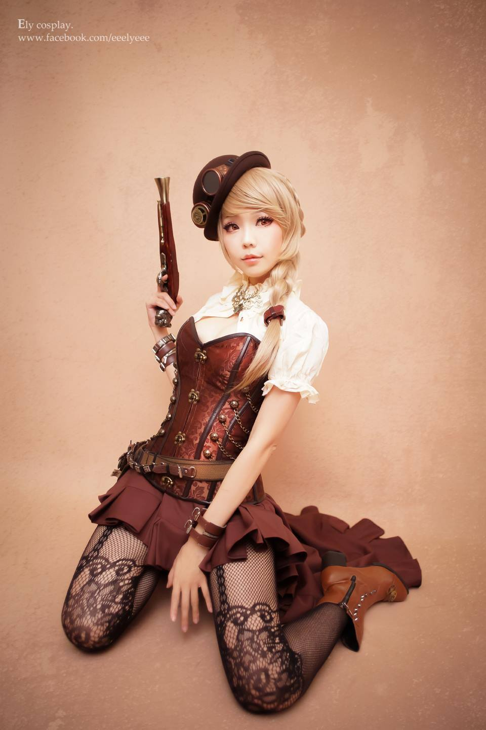 World Of Cosplay: Cosplayer:Ely (E子) / Original Character ...