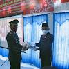 Rangkaian HUT RI Ke-75, Ketua DPRD Fajran Serahkan Masker Untuk Warga Binaan