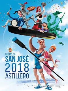 Fiestas de San José en Astillero 2018