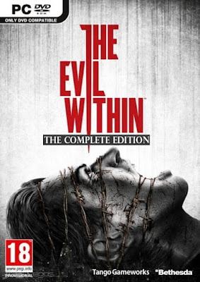 Capa do The Evil Within - Complete Edition