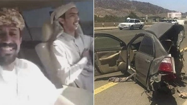 Horrific Car Accident Snapchat Videos