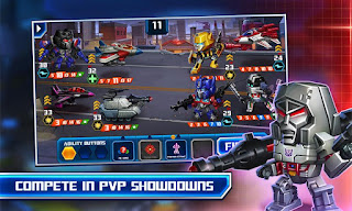 Télécharger TRANSFORMERS: Battle Tactics v1.3.1
