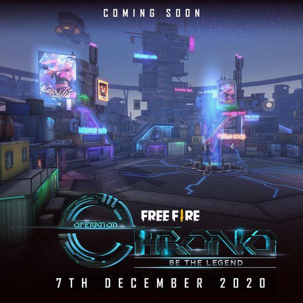 Free Fire OB 25 Update release date