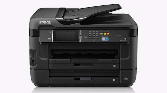 epson workforce wf-7620 driver