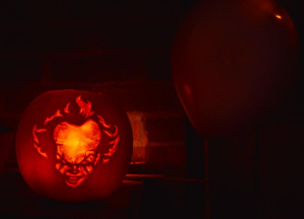 Pennywise Pumpkin Lantern