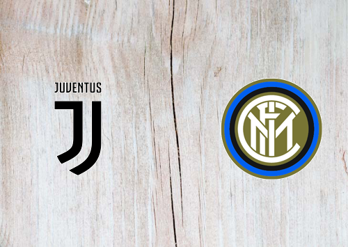 Juventus vs Internazionale -Highlights 8 March 2020