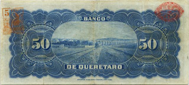 50 cincuenta pesos Billetes