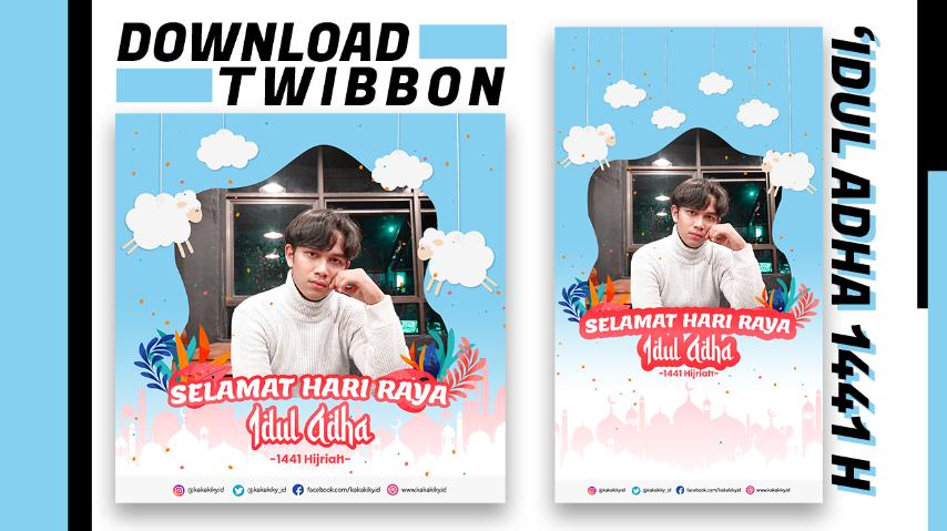 Download Twibbon Bingkai Foto Dan Story Idul Adha 2020 Kakakiky Blog Edukasi