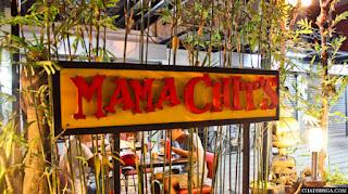 Mama Chit's Marikina, restaurant store front, logo