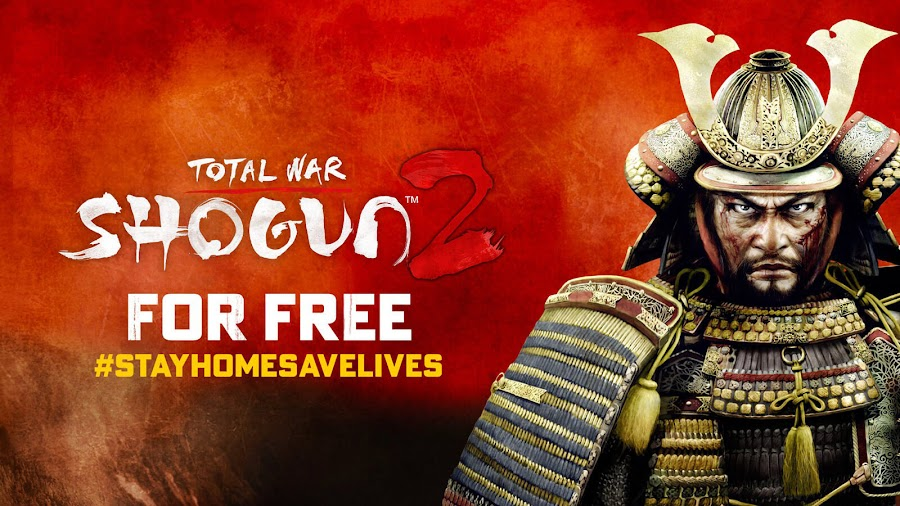 total war shogun 2 pc game steam free real-time tactics turn-based strategy game creative assembly sega
