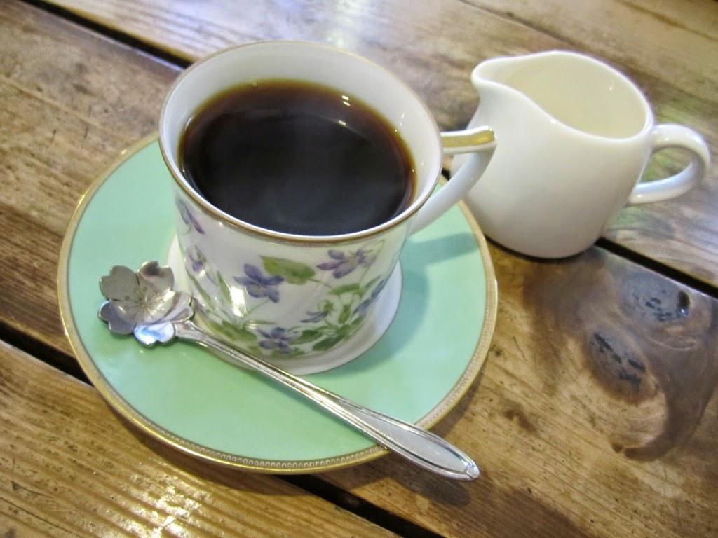 Hot Coffee Gaucho Towada Cafe ホットコーヒー ガウチョ 十和田市 カフェ