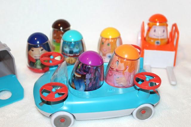 jouet pour enfants en forme de bulles les bidibules