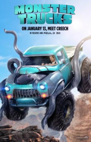 Monster Trucks (2016) BluRay 1080p 720p 480p