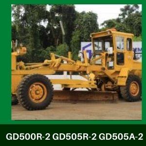 Shop Manual GD500R-2 GD505R-2 GD505A-2 komatsu