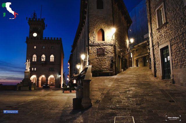 San Marino - najbardziej niedoceniany cel podróży w Europie
