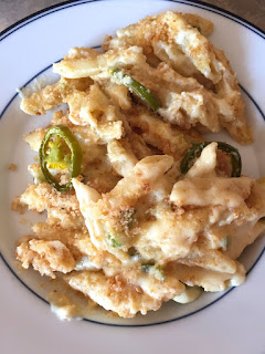 Cheesy Jalapeño Popper Baked Penne: Savory Sweet and Satisfying