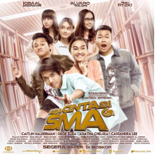 Download Film Ada Cinta di SMA (2016) BluRay Ganool Movie