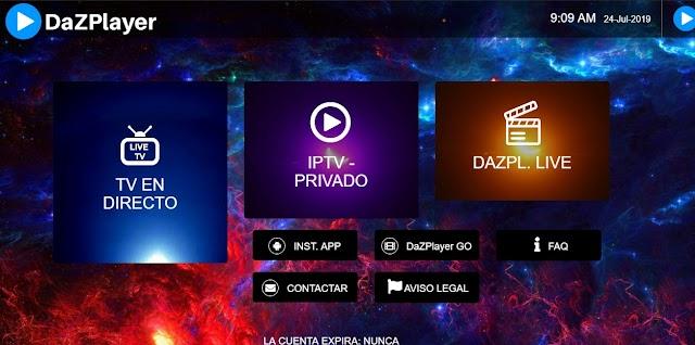 DazPlayer Version Free 2019 apk