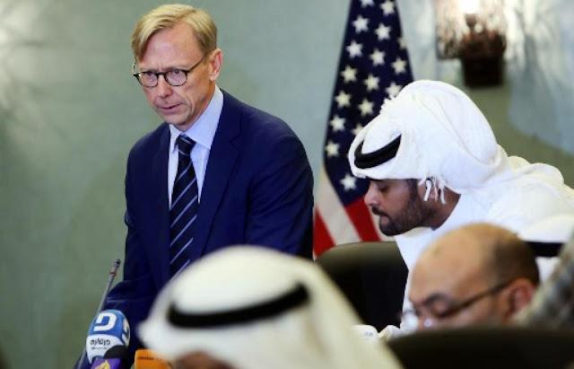"""مسؤول أمريكي يقول إن ترامب """"مستعد للجلوس مع إيران"""" بشأن صفقة جديدة"""