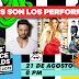 ¡Ellos cantarán en vivo en los KCA México 2018!