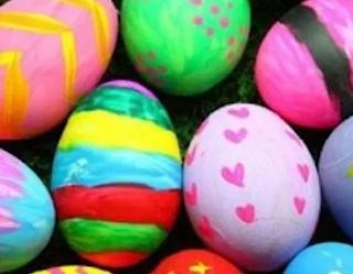 Tips Melukis di Atas Telur