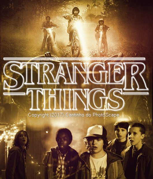 Stranger Things - Banner