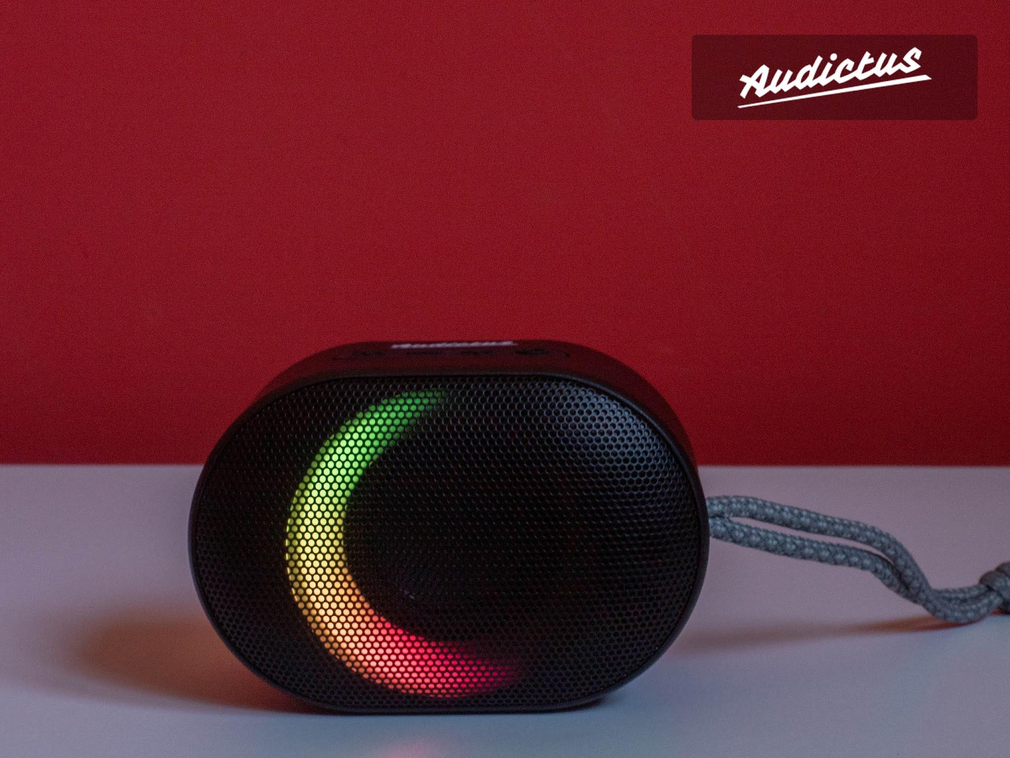 Audictus Aurora Mini regulacja głośności