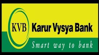 Karur Vysya Bank PO 2017