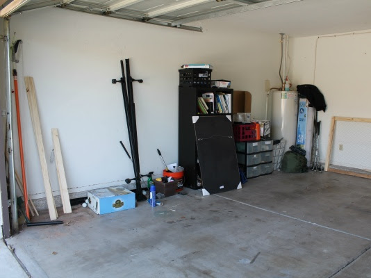 ORC Week 2 – Cleaning the Garage