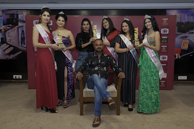 Trophy Launch Event Of Weaa India Awards Season 5 in Nagpur
