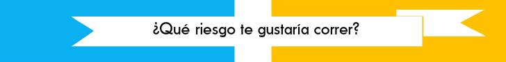 #TuCambioEsAhora ¿Qué riesgo te gustaría correr?