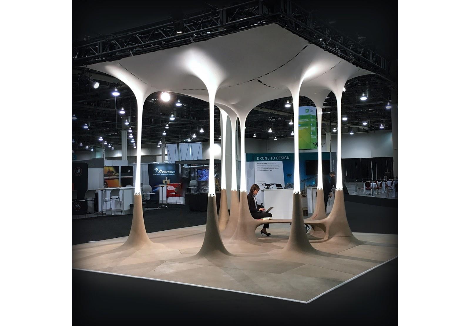 autodesk university 2016 generative design pavilion | dynamo bim