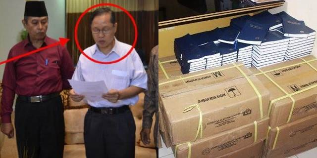 Kirimkan Paket Berisi Alkitab Ke Setiap Sekolah Islam, Pria Ini Langsung Ditangkap Kepolisian