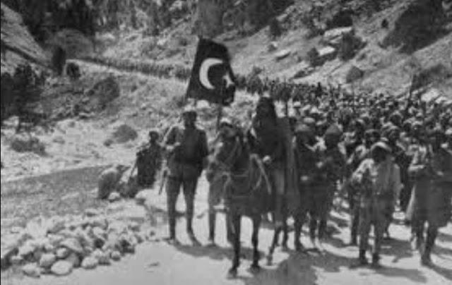 Militer Turki Ustmani di Pasukan Diponegoro