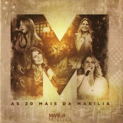 CD As 20 mais da Marília Mendonça