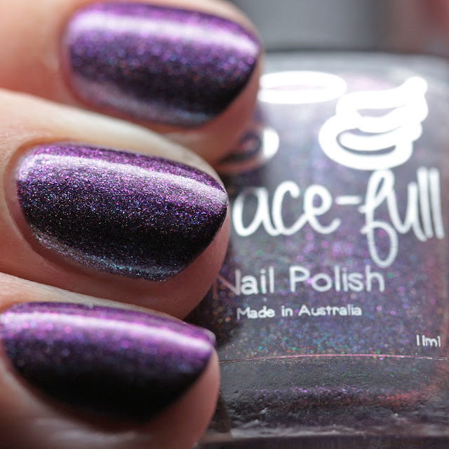 Grace-full Nail Polish Shakin All Joker