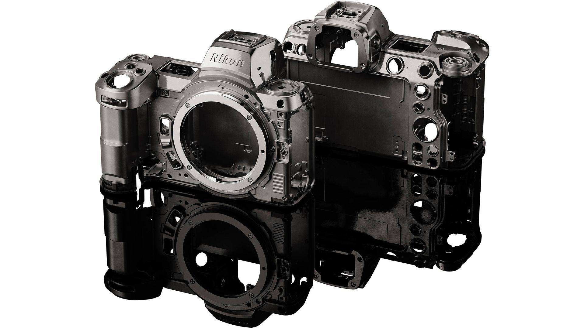Корпуса Nikon Z6 II и Z7 II