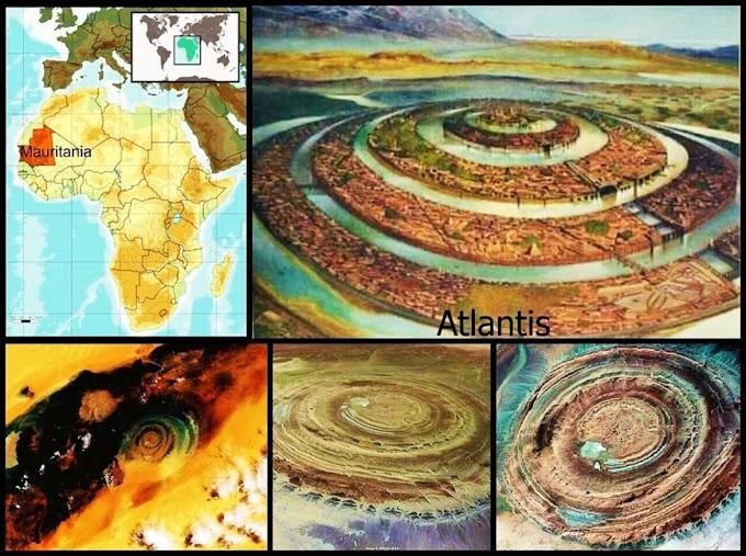 Ancient lost city of Atlantis finally found, hidden in plain sight!