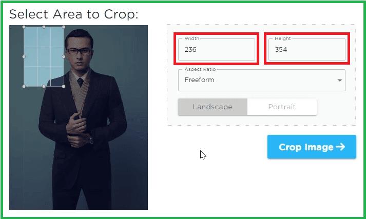 Cara Edit Foto Jadi 2x3 Gratis Online Tanpa Aplikasi Dan Software Ekorkode Com