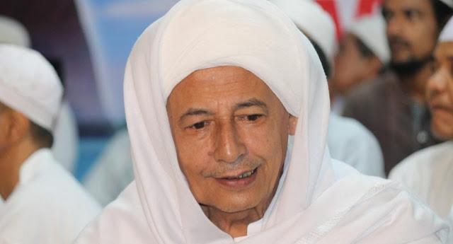 Kenapa Habib Luthfi bin Yahya Fanatik kepada NU? Ini Jawabannya