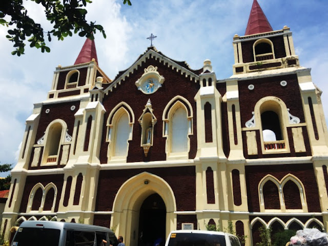 Ilocos Sur - Saint Augustine Parish commonly known as Bantay Church in Vigan is one of the tourist spots in Ilocos Sur