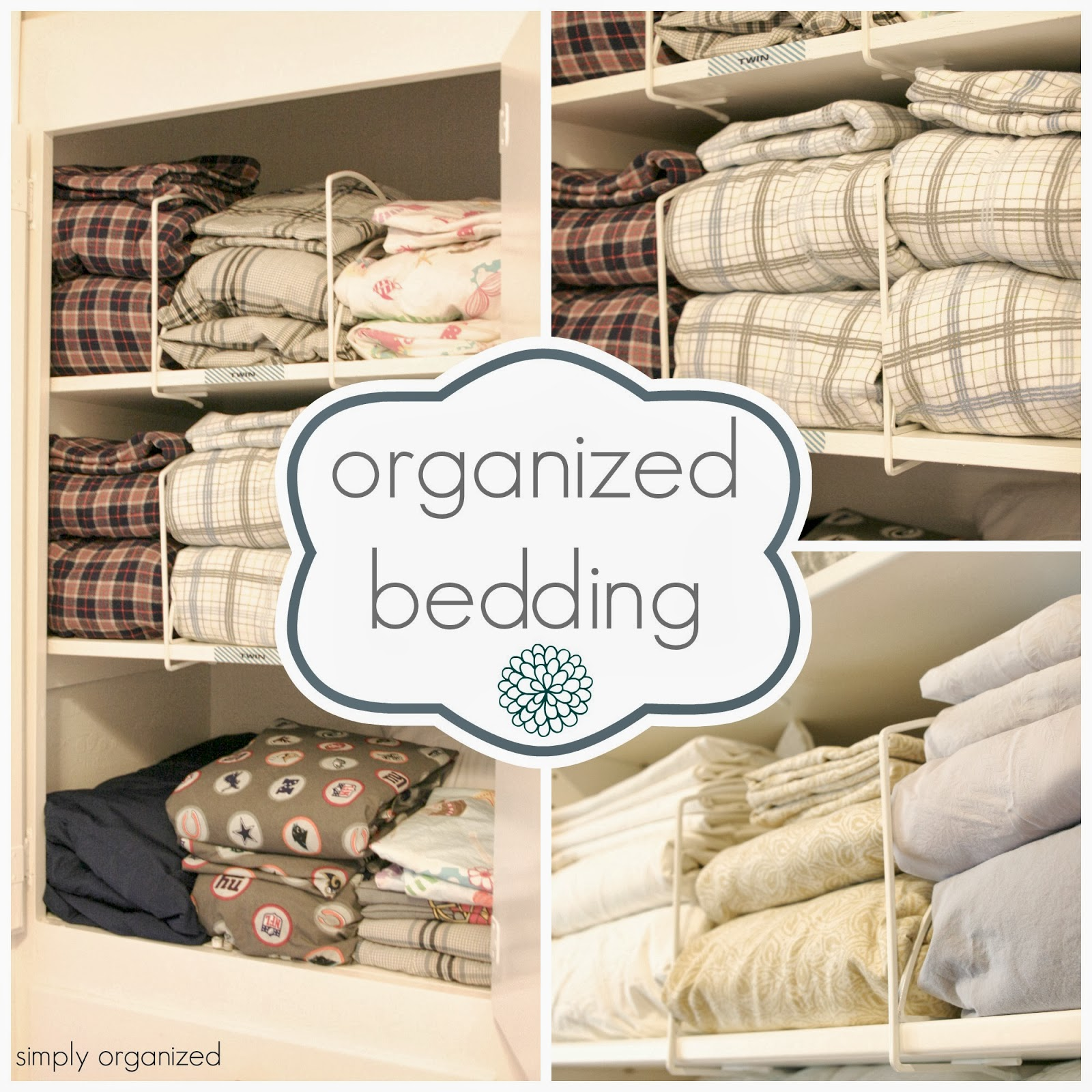 The Cutest Ways to Store Your Winter Blankets | StyleCaster |Storing Comforters