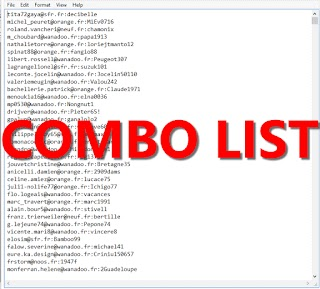 78K Private HQ Combolist email-pass