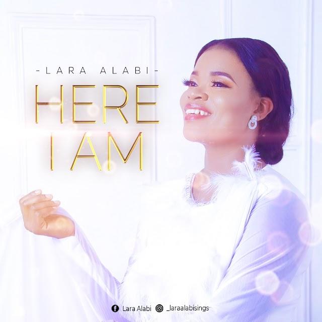 Lara Alabi Premieres New Single - 'Here I Am' [Produced by Sunny Pee]